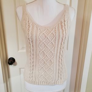 Express Sweater Tank Top